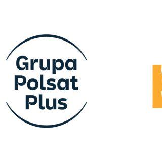 Nowe logotypy plus i polsat