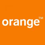 Orange logo duże